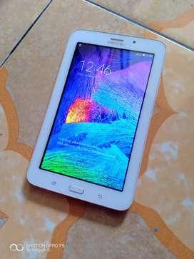 Samsung tab 3v pakai sim mulus super