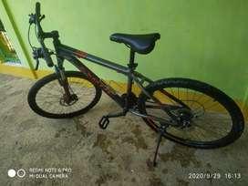 Sepeda Exotic bekas serasa baru
