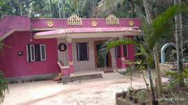 3500000/- RCC house, agricultural land and with well.