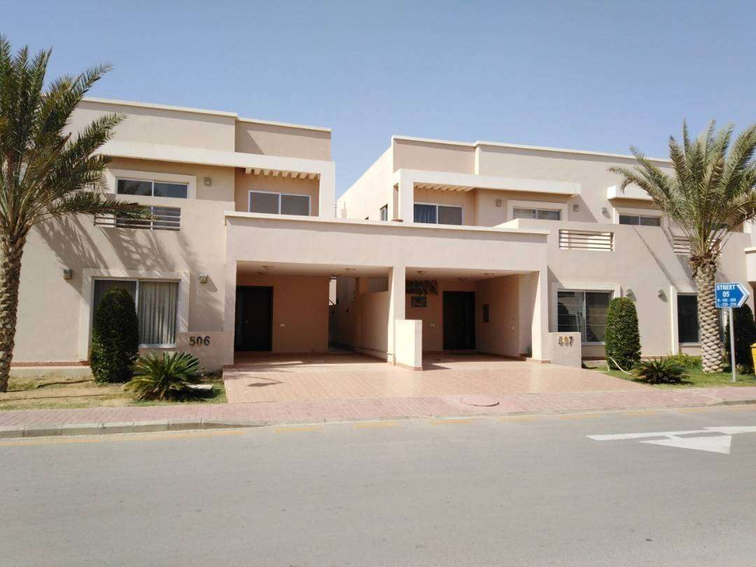 Quaid villa is available for rent at BTK
