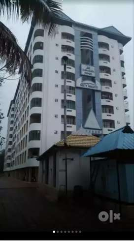 3 bhk fully furnished flatt aluva very close to east kadungallur