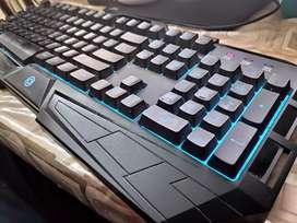 Backlight Circle Gaming Keyboard