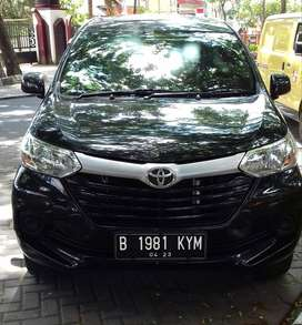 Grand New Avanza E Manual tahun 2016