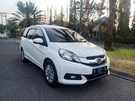 Mobilio E manual 2016 record honda