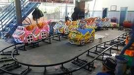 RAA Mini coaster pancingan  lampu hias odong odong
