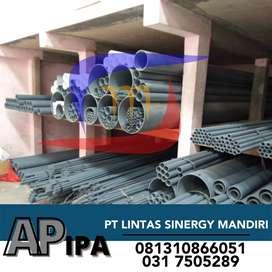 SUPLAYER PIPA PVC TRILLIUN ABU