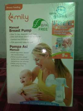 Jual breast pump manual litle giant