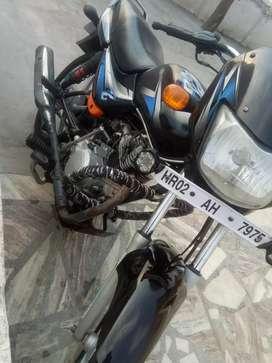 A bike in good condition koi kmi nhi hai