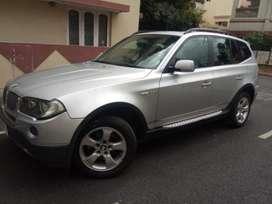 BMW X3 2011-2013 2.5si, 2009, Petrol