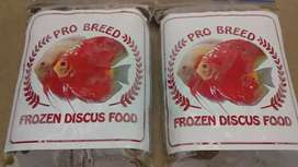 DISCUS FISH FOOD (FROZEN)