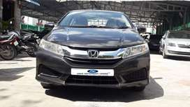 Honda City 1.5 V AT, 2014, Petrol