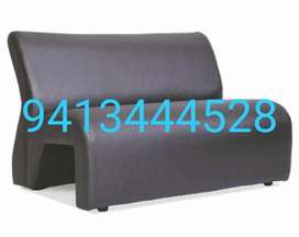 New luxury comfortable office sofa couch restaurant sofa