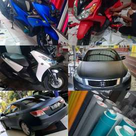 Sticker polet wrapping bandung