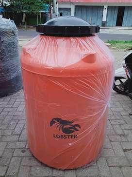 Tangki air Lobster 550 Liter