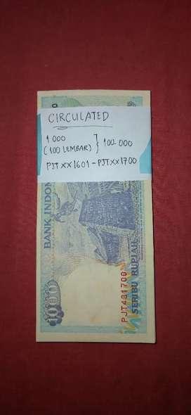 Uang Lama Circulated