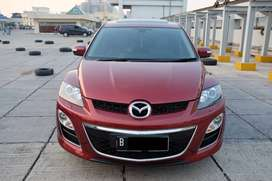 2011 Mazda Cx7 GT Bose 2.3 Turbo Sunroof MURAH terawat TDP 64JT