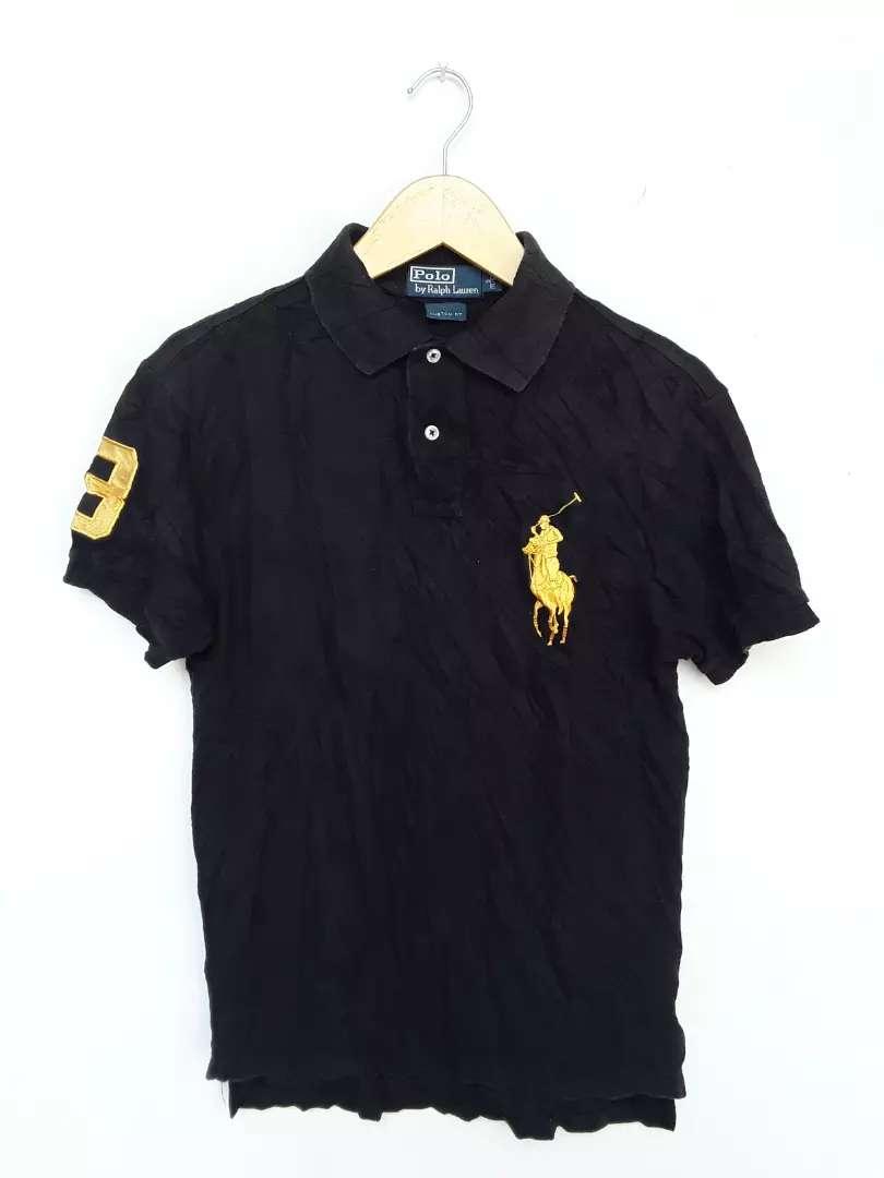 Bismillah, dijual kaos kerah Polo Ralph Lauren big logo original 0
