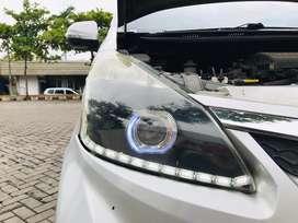 Headlamp Lampu Depan Projector Projie DRL Running Sein All New Avanza