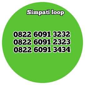Simpati loop cantik