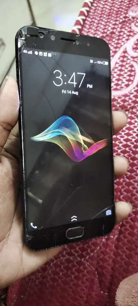 Vivo v5+ 4gb ram 64gb rom display is broken