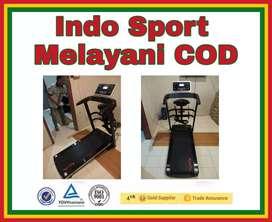 Treadmill elektrik 4 fungsi kyoto