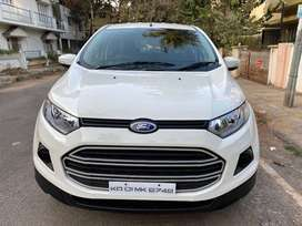 Ford Ecosport EcoSport Trend 1.5 Ti VCT Manual, 2013, Petrol