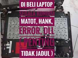 Dibeli laptop kondisi rusak setiap hari