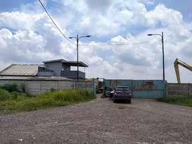 Tanah Dermaga 5 Ha Sungai Musi pabrik gudang murah palembang