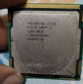 i3 1st generation 540 processor working condition