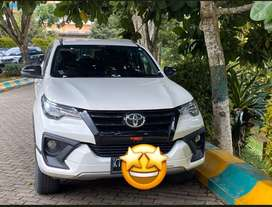 Toyota Fortuner G TRD Luxury 2018 Mulus