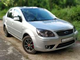 Ford Fiesta 2008-2011 1.6 ZXi Duratec, 2008, Petrol