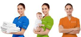 Full time house maids and baby sitter,nanny,servant provider Company i