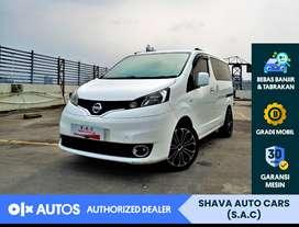 [OLXAutos] Nissan Evalia 2012 1.5 XV A/T Bensin Putih #Shava