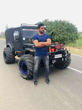 NAHAR MODIFIED JEEP