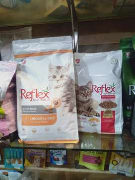 Reflex cat food adult/kitten