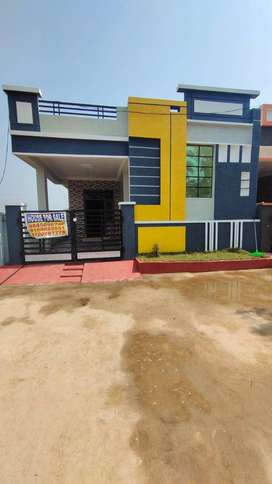 2 bhk ready to move independent house for sale At rampalli