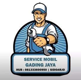 Service Mobil Gading Jaya Sidoarjo 24 Jam