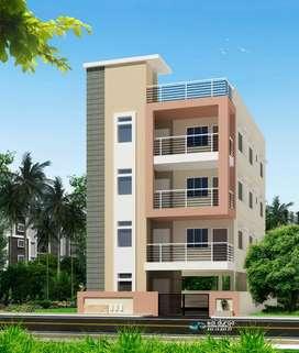 Individual Group House@Near to BRTS ROAD, Purushothapuram