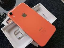 Used Iphone XR 64GB Brand New Condition on EMI