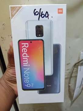 Redmi Note 9 Pro 6/64GB Baru