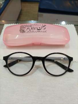 Eye glasses 180 spring frame with different shapes and colours