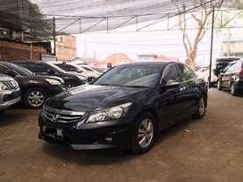 Honda Accord 2.4 VTI 2012 Matic Plat BH Mobil Istimewa