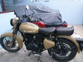 Royal Enfield Classic signals 350 bs6