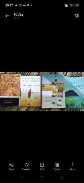 4 story books