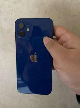 Iphone 12 64gb ex ibox masih garansi
