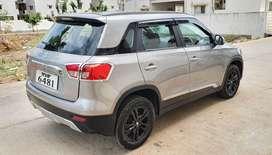 Maruti Suzuki Vitara Brezza ZDi - Plus Diesel, 2017, Diesel