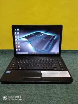 Laptop Toshiba C640 Core i3 RAM 4GB