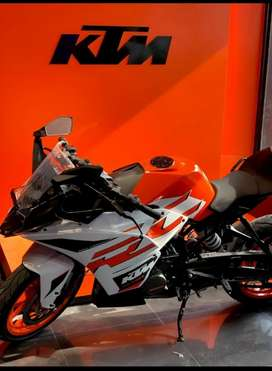 Brand new ktm rc 125 for sale