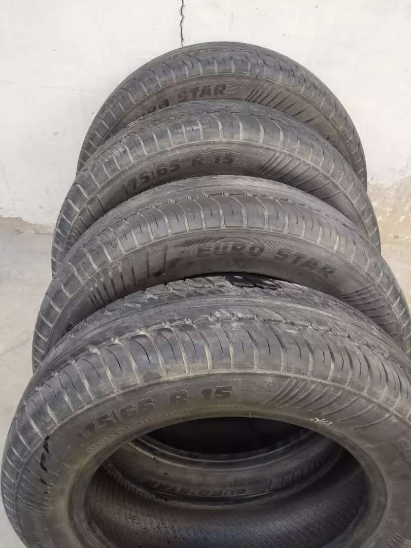 15 inch (two) Tyres for Sale