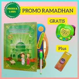 Paket ramadhan Buku edukasi anak muslim 4 bahasa